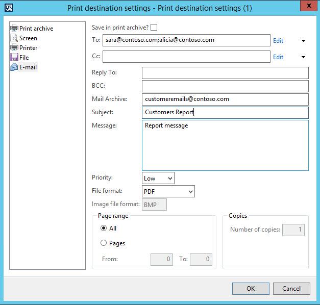 how to send batch files via email